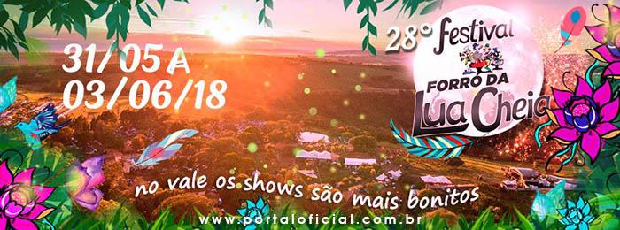 Forró da Lua Cheia 2018