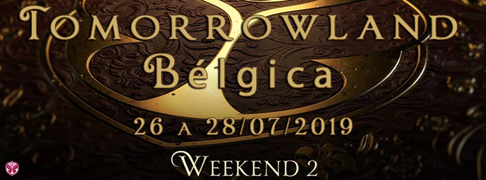 TOMORROWLAND 2019 - WEEKEND 2